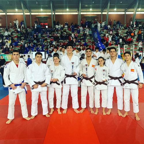 Almería club judo Mytos