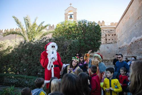 Almería visitas turísticas Navidad