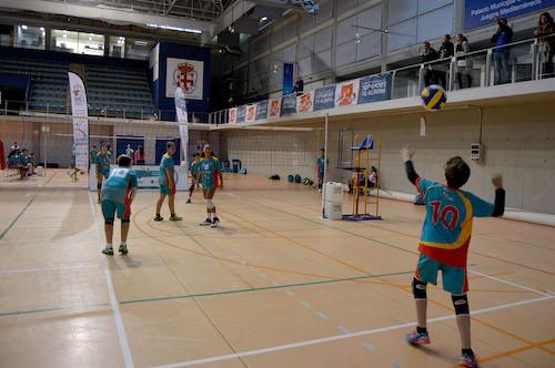 Almería deportes voleibol