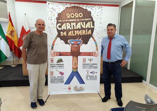 Agrupaciones Carnaval Almería 2020