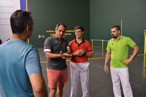 Campeonato de Andalucía de Mano Individual