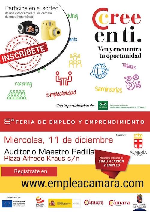 Almería Feria Empleo Emprendimiento