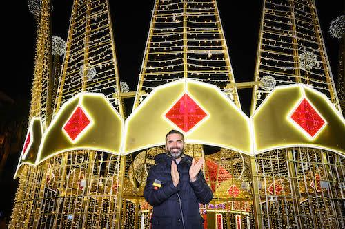 Encendido Navidad Almería 2019