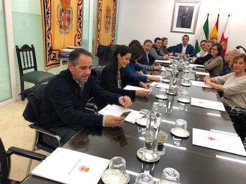 Almería Junta Gobierno Local