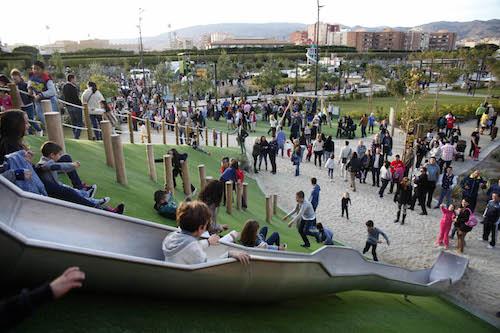 Almería Parque Familias