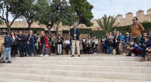 Almería turismo visitas Alcazaba