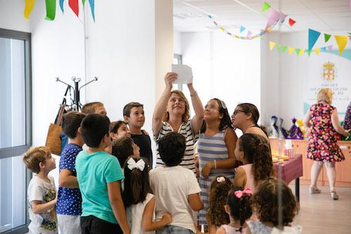 Escuelas Navidad Ayuntamiento Almería