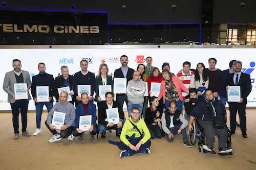 Almería media maratón 2020