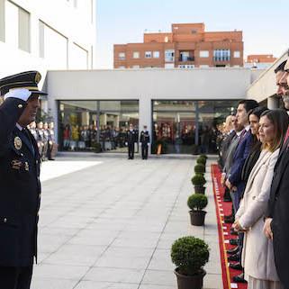 Patrón Policía Local Almería