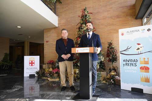 Presentación programa navidad Almería