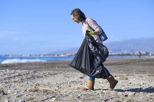 Reto playa limpia Almería