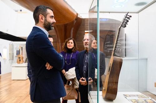 Exposición Museo Guitarra Almería