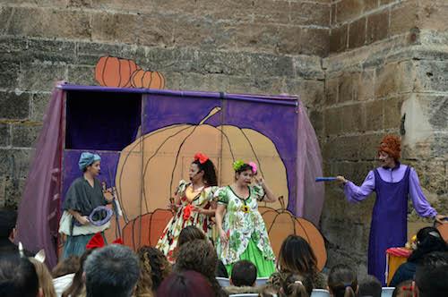 Almería cultura navidad