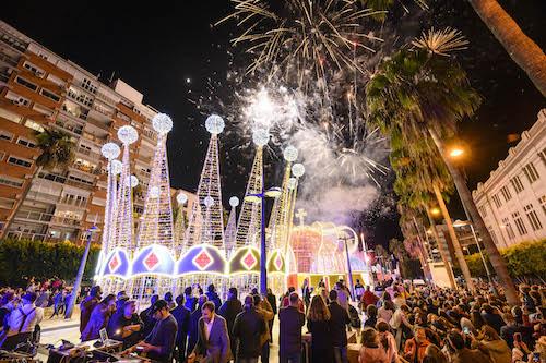 Almería cultura balance navidad