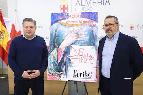 Almería cultura teatro