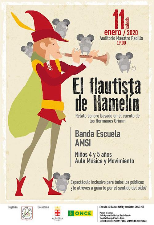 Cultura Almería concierto inclusivo