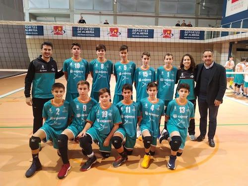 Almería deportes voley