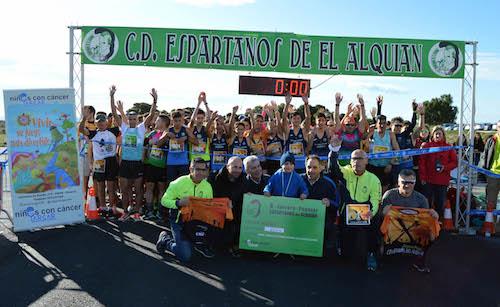 Almería deportes carrera