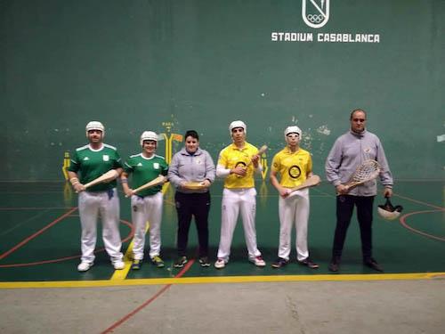 Club pelota Almería deportes