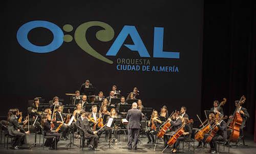 Almería Cultura Concierto OCAL