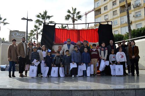 Almería cultura tambores paz