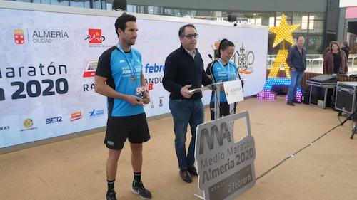 Almeria deportes media maratón