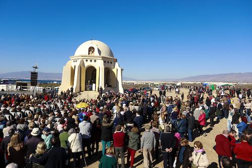 Romería Virgen del Mar Almería