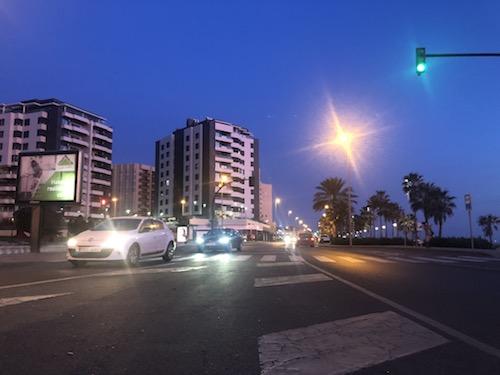 Avda. Cabo Gata Almería