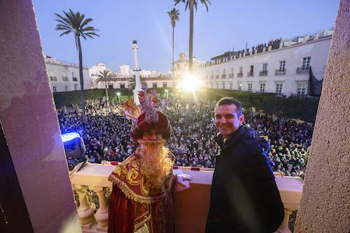 Cabalgata Reyes Almería 2020