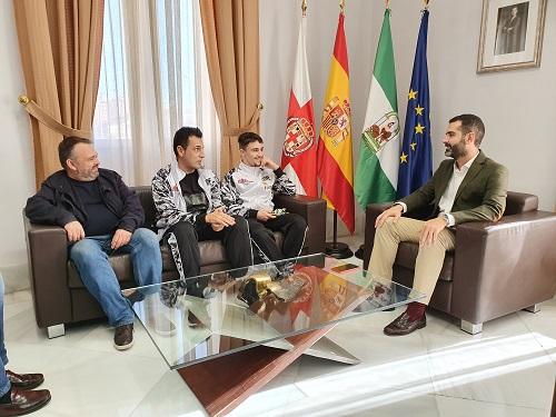 Campeón Full contact Almería