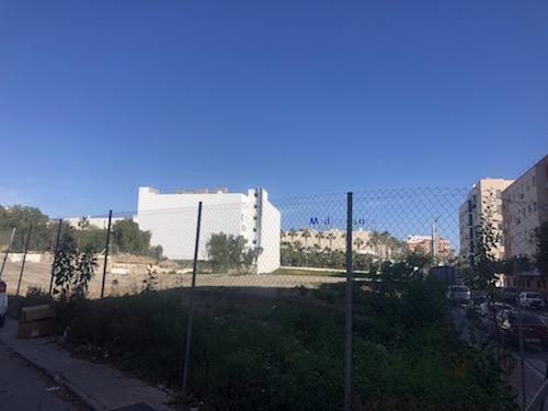 Almería plan ordenación urbana