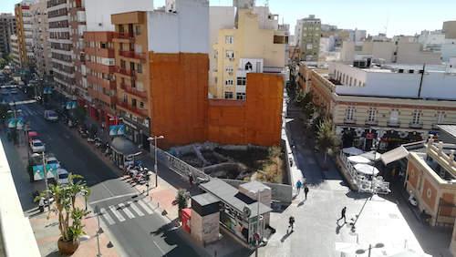 Almería proyecto Cruz Roja