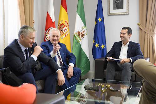 Alcalde compositor sinfonía Almería