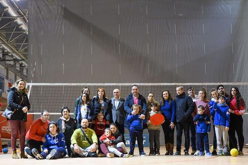 Almería deporte inclusivo niños