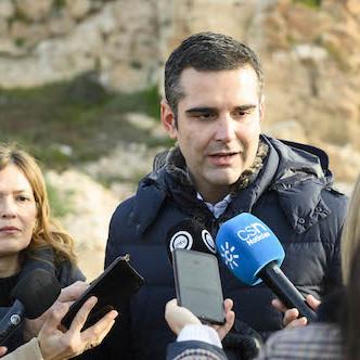 Alcalde Almería situación ferroviaria