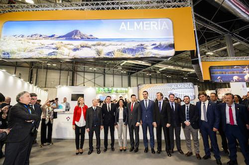 Almería promoción en FITUR