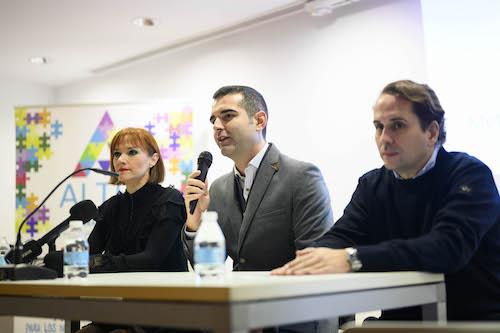 Alcalde Almería asociación Altea