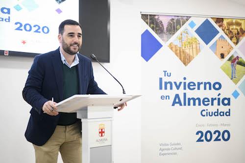 Almería turismo invierno 2020