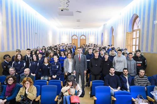 Alcalde Almería orientación educación
