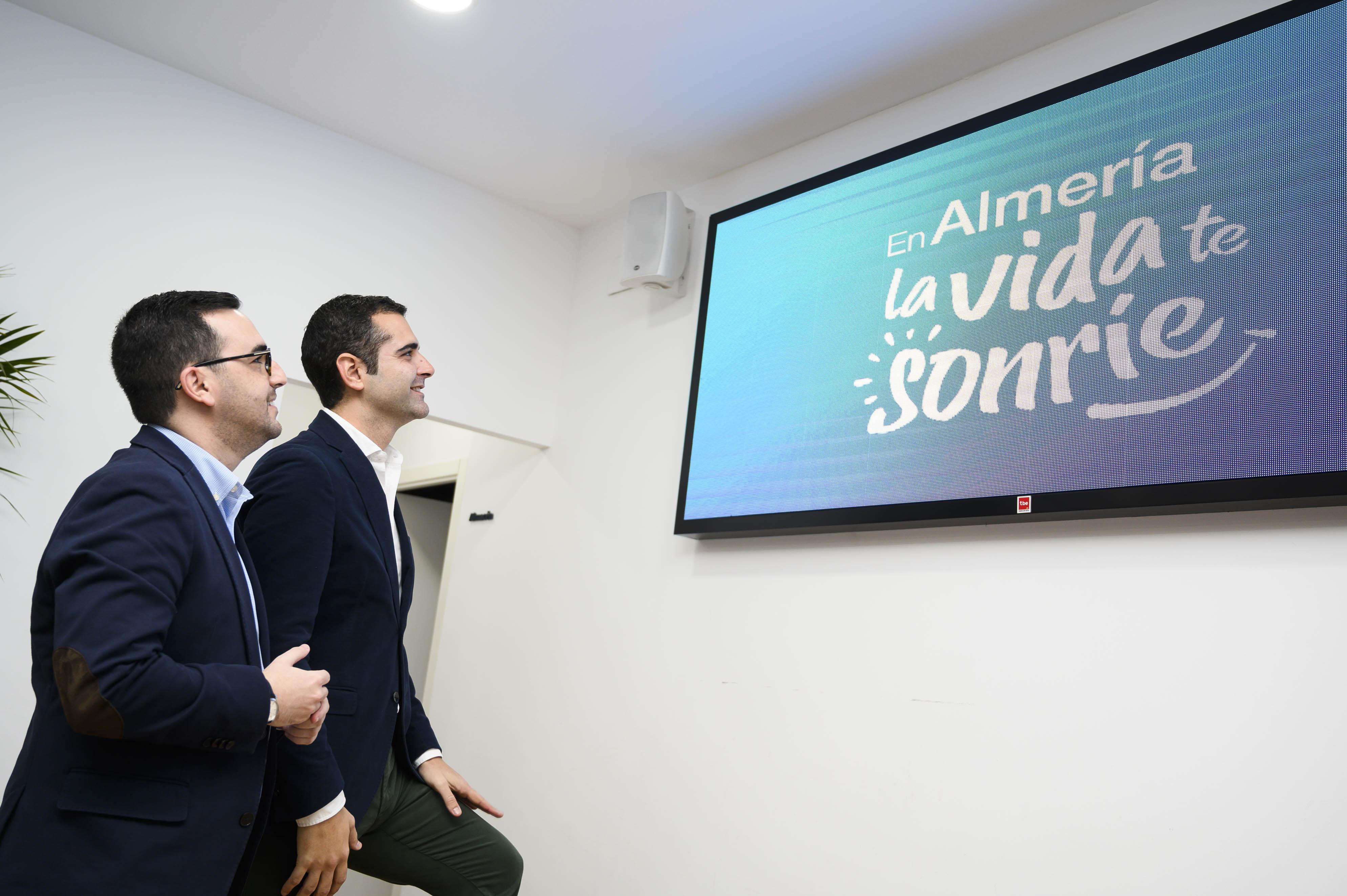 Almería slogan turismo 2020