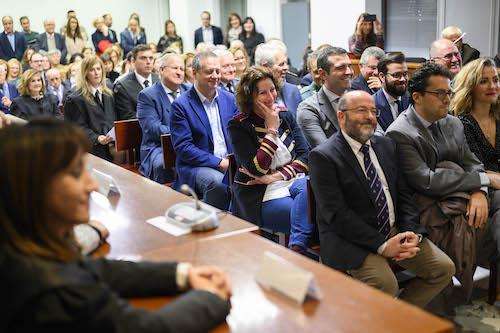Alcalde Almería Colegio Procuradores