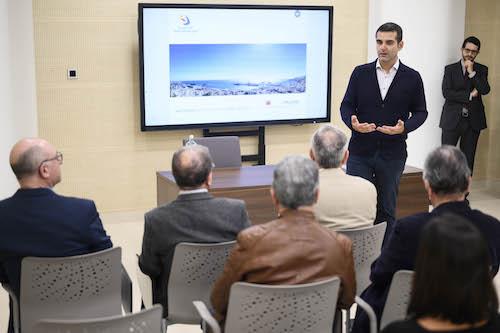 Presentación Puerto ciudad Almería