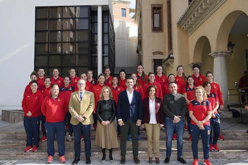 Almería Selección femenina rugby