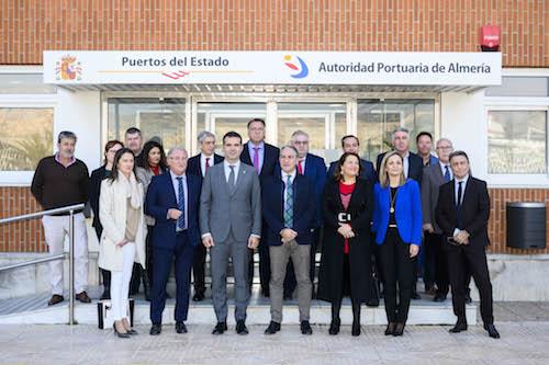 Alcalde Almería Consejeros Junta