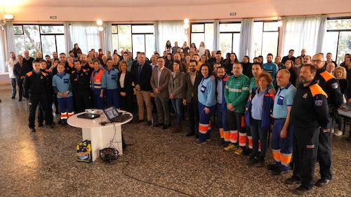 Almería curso RCP hermandades