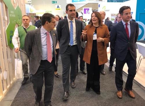 Almería agricultura Fuit logistica