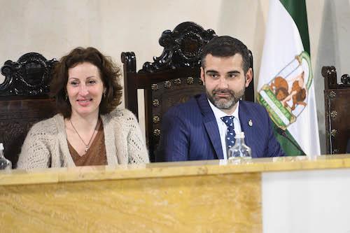 Alcalde Almería y concejal Presidencia
