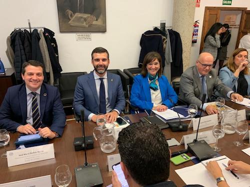 Alcalde Almería Junta FEMP