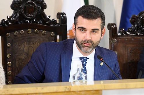 Alcalde Almería Ramón Fernández