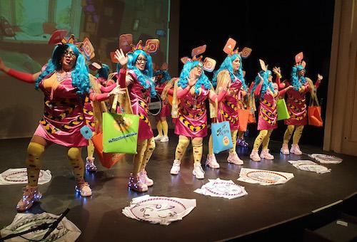 Almería cultura carnaval 2020